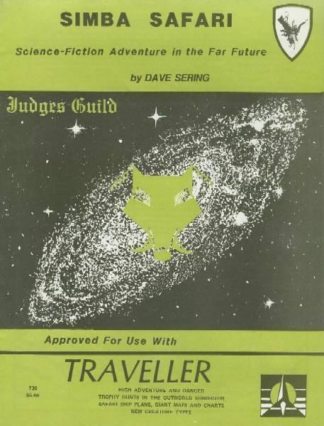 Judges Guild - Traveller